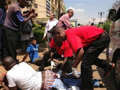 Nairobi mall attackers targeted non-Muslims with AK-47s and grenades, says witness | World Geography | Scoop.it