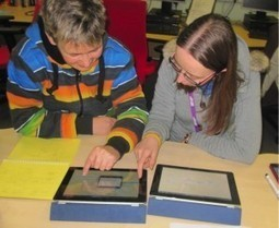 A Dyslexic Learners Experience using iPad Apps : JISC RSC-Scotland Showcase | iPads for Teaching, Learning and Productivity | Scoop.it