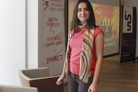 Dubai TV executive does her bit for social enterprise - The National | Social Entrepreneurs' Tao | Scoop.it