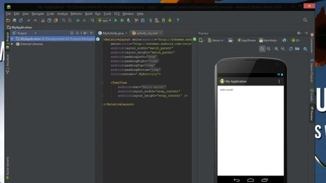 I Want to Write Android Apps. Where Do I Start? | Websites I Found So You Don't Need To | Scoop.it