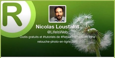 [tutoriel] Comment créer une bannière Twitter personnalisée en moins de 5 minutes | Photo numérique pour les nuls | Scoop.it