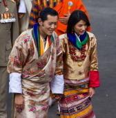 Bash in Bhutan: A King Marries - Photo Gallery - LIFE | BhutanKingdom | Scoop.it