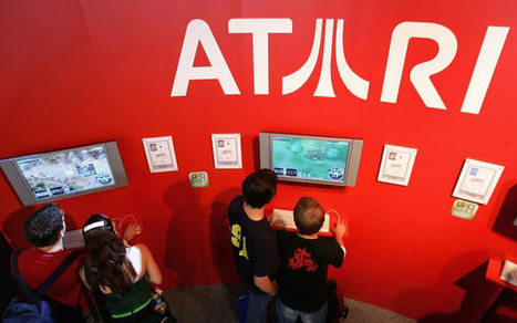 Atari files for bankruptcy in the US - Telegraph | Troy West's Show Prep | Scoop.it