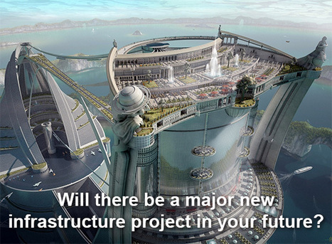 2050 and the Future of Infrastructure | Managing Technology and Talent for Learning & Innovation | Scoop.it