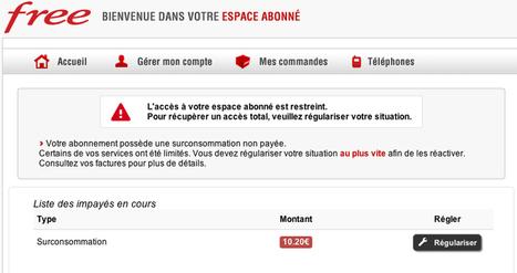 Free mobile, alerte parentale | Au fil du Web | Scoop.it
