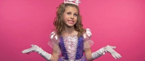 Attention : petites filles en colère | Genre, sexisme et stéréotypes | Scoop.it