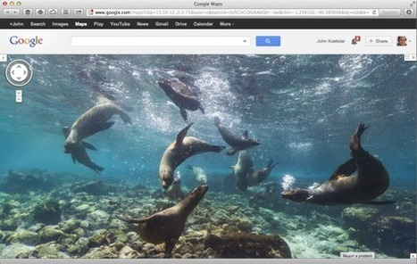 Google adds Galapagos Islands to the increasingly poorly named 'street view,' and it's gorgeous | Climate - Water - Ecology - People and Sustainability post Rio+20 | Scoop.it