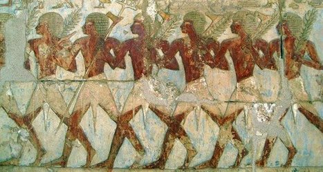 Where Was the Land of Punt | Ancient Egypt and Nubia | Scoop.it