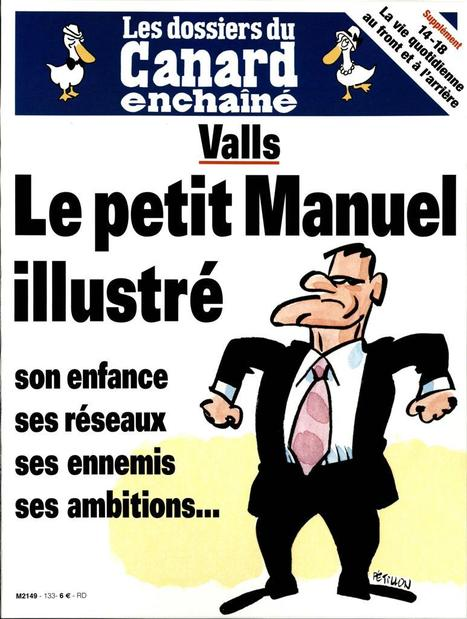 Les dossiers du Canard Enchaîné | N° 133 | 8 octobre 2014 | Revue des unes et des sommaires des abonnements du CDI | Scoop.it