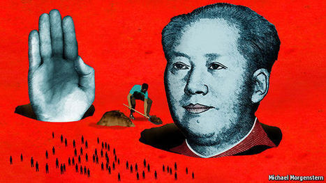 Abide with Mao | IB: Authoritarian States | Scoop.it