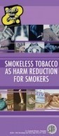 Smokeless Tobacco as Harm Reduction for Smokers | American Council on Science and Health (ACSH) | Tobacco Harm Reduction | Scoop.it