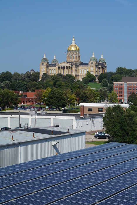 Home-grown solar reaps opportunities for Iowa | safe and sustainable energy | Scoop.it