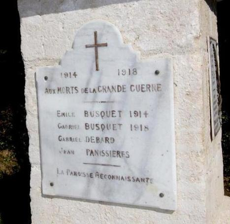 Saint-Cirice (Tarn-et-Garonne). Ils veulent rendre l'honneur perdu au soldat Émile Busquet, fusillé par l'armée française - La Dépêche.fr | Nos Racines | Scoop.it