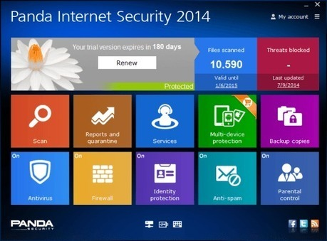 Panda Internet Security 2014 free for 6 Months | Tech Treats | Scoop.it