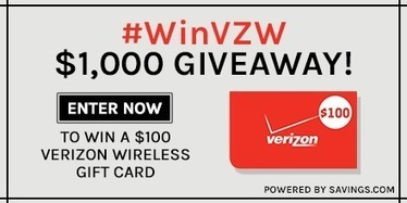 Verizon Discount Code Plus Gift Card Giveaway - Work Money Fun | Giveaway, Contest, Sweepstakes, Coupons and Deals | Scoop.it