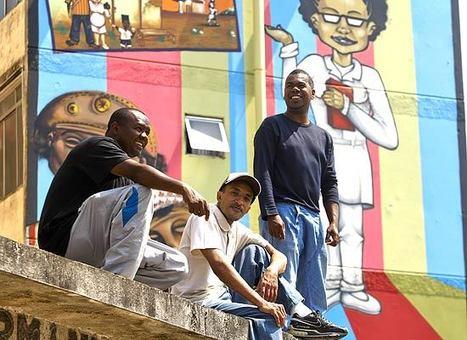 Documentário mostra arte de rua em transformação em SP, por Folha de S. Paulo | Economia Criativa | Scoop.it