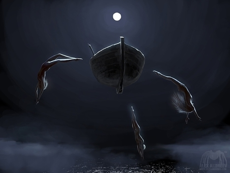 Alex Andreyev Shares His Vision, Philosophy and Recent Works (VIDEO) - Artsnapper | Machinimania | Scoop.it
