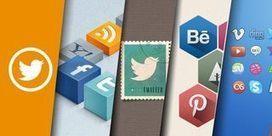 15 packs gratuits pour trouver des icons pour vos réseaux sociaux - ressources-icons | Réseaux sociaux_Social networks | Scoop.it