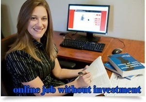 Where to Discover an Online Job Without Investment   Qube Info Solution Pvt. Ltd.   Scoop.it