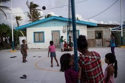 Climate change and the Marshall Islands: lives in the balance | Lorraine's Environmental Change &  Management | Scoop.it