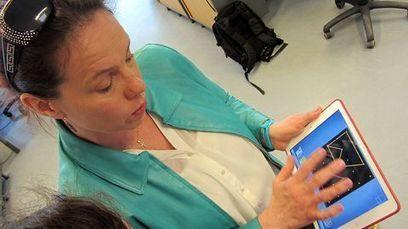 Tablettitietokone avaa sulkeutuneenkin oppilaan lukkoja | Kirjastoista, oppimisesta ja oppimisen ympäristöistä | Scoop.it