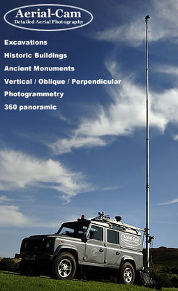 Aerial Cam - Specialist archaeological photography, on site and aerial photography | Archaeology Tools | Scoop.it