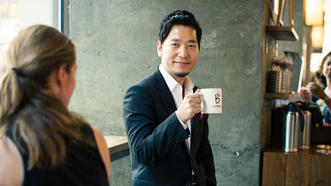 Can South Korean Coffee Chain Caffebene Achieve World Domination? | Coffee News | Scoop.it