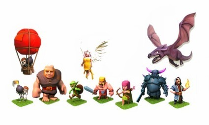 Play Clash of Clans On PC Using Andy Android Emulator - Android Galaxy | Android Apps for PC | Scoop.it