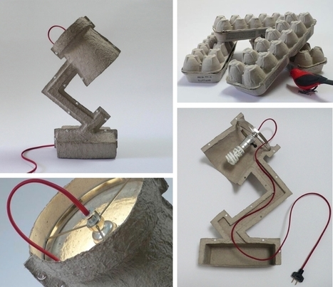 20 Creative DIY Egg Carton Ideas | Upcycled Objects | Scoop.it