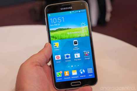 US carriers confirm Galaxy S5 release | Share Some Love Today | Scoop.it