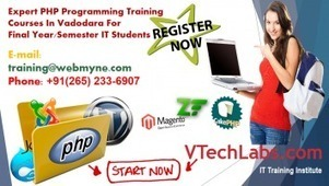 PHP Certification Course In Vadodar a | VTechLabs | Scoop.it