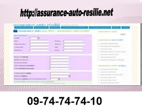 Le guide Assurance-auto-resilie.net de groupe EP ASSURANCES  - Assurance auto résilié | assurance-tns.org | Scoop.it