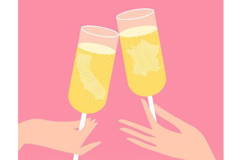 California Sparkling Wine Sneaks Up on Champagne | Vitabella Wine Daily Gossip | Scoop.it