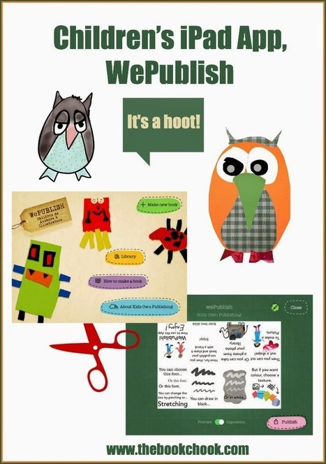 Children's iPad App, WePublish | Favourite iPad Apps | Scoop.it