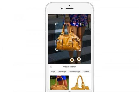 Introducing automatic object detection to visual search | Pinterest | Scoop.it