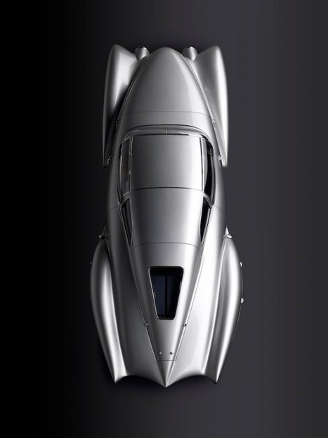 Enchanting beauty of the Hispano-Suiza Xenia | Art, Design & Technology | Scoop.it
