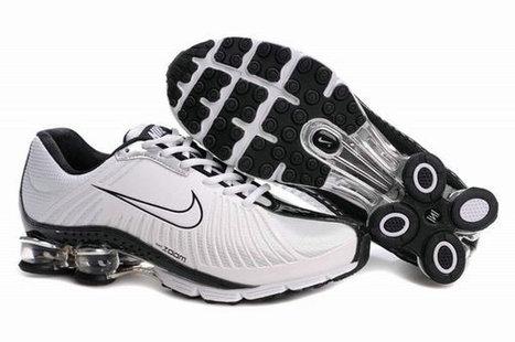 Nike Shox R4 Homme 0029 [CHAUSSURES NIKE SHOX 00180] - €61.99 | PAS CHER NIKE SHOX EN VENDRESHOXFR | Scoop.it