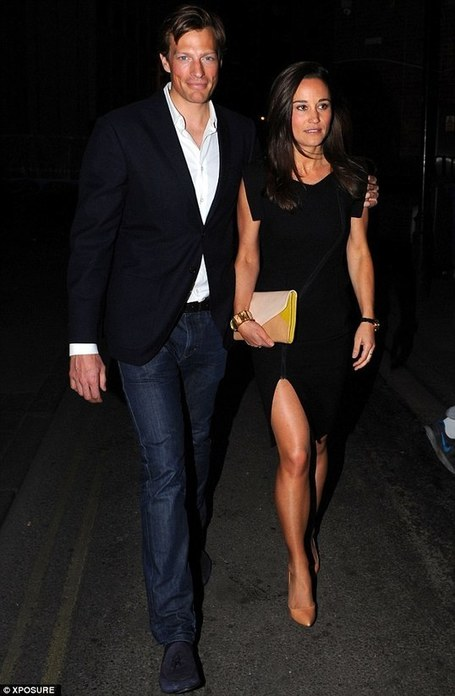 Style : Little Black Dress| Pippa Middleton | Cultural Trendz | Scoop.it