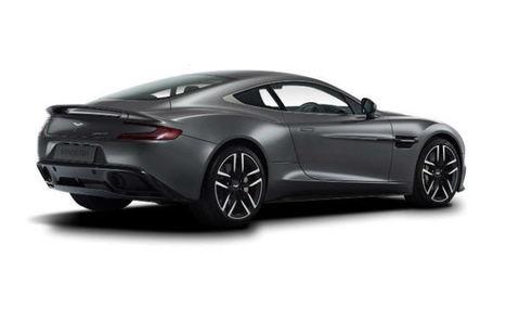2017 Aston Martin Vanquish | cars | Scoop.it