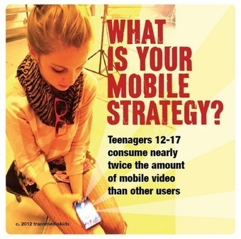 Media Literacy, Creativity & Transmedia Storytelling For Kids: Got Mobile Strategy? | Transmedia: Storytelling for the Digital Age | Scoop.it