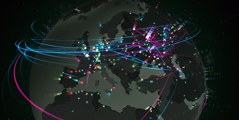 This Interactive Map Shows Global Cyberattacks As They Happen In Real Time | Informática Forense | Scoop.it