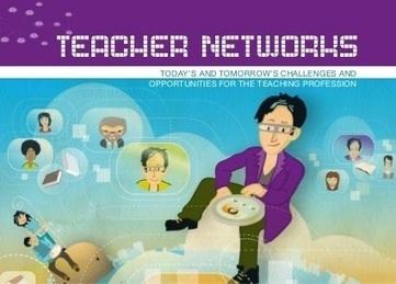 Redes docentes y la evolución de la educación. ... | Economía&ADE | Scoop.it