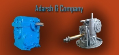 Multiple Output Gear Boxes Suppliers | adarshcompany | Scoop.it