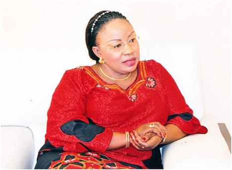 INSS, Agnès Mwad Katang modernise l'Hôtel Congo Palace de Kisangani | CONGOPOSITIF | Scoop.it
