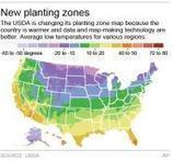 New map for what to plant reflects global warming   Climate change challenges   Scoop.it