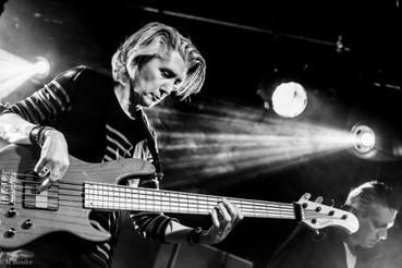 Dominic Sonic's et les Nus : retour réussi des enfants terribles du rock rennais - L'Imprimerie Nocturne | Zikarennes : scène musicale rennaise | Scoop.it