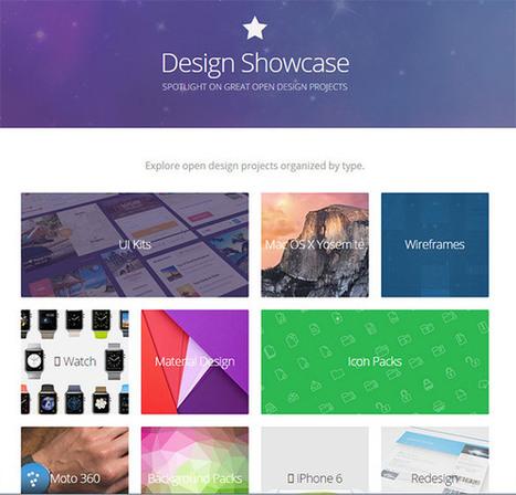 Graphisme & interactivité blog de design par Geoffrey Dorne » Le GitHub des designers s'appelle Pixelapse | Graphisme, Web & Technologie | Scoop.it