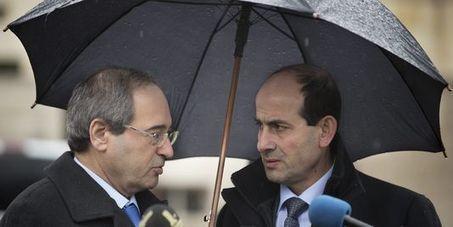 A Genève, les négociations sur la Syrie s'enlisent | Monde | Scoop.it