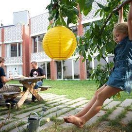 L'habitat groupé : trois habitations et un jardin | habitat participatif | Scoop.it