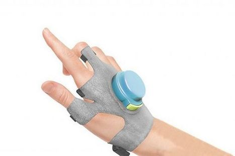 GyroGlove : un gant qui réduit les tremblements causés par la maladie de Parkinson | Efficycle | Scoop.it